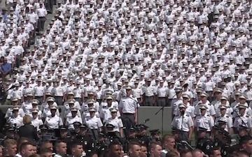 U.S. Military Academy Graduates Class of 2019