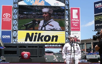 Fleet Week at the New York Mets