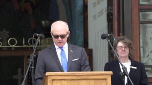 Cambridge Memorial Day Ceremony 2019