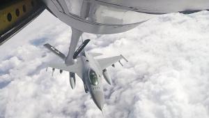 Arctic Challenge Exercise 2019 F-16 B-Roll
