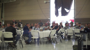 "Civilian Employers Learn About Military at ESGR ""Breakfast with the Boss"""