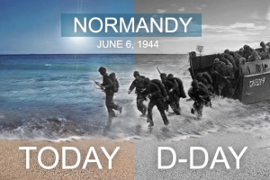 D-Day Landing at Normandy