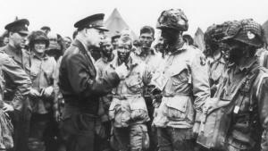Gen. Dwight D. Eisenhower's D-Day Message