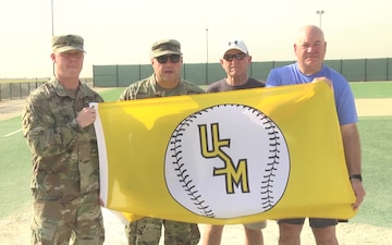 NCAA CWS USM Shout Out