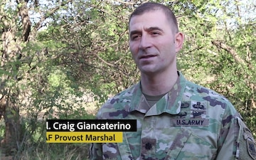 Lt Col. Craig Giancaterino ALFS final planning event