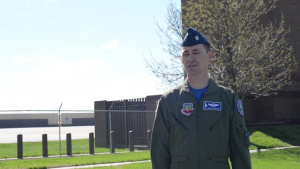 Raw Interview 509th BW Wings Over Whiteman director Lt. Col. Jasen Hunter