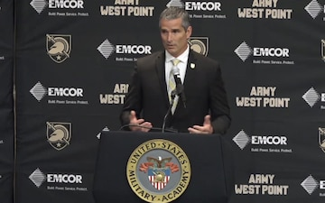 The U.S. Military Academy at West Point announces the next Director of Intercollegiate Athletics