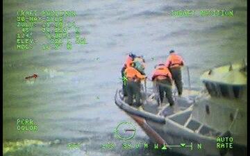 Coast Guard medically evacuates fishing vessel captain suffering heart attack