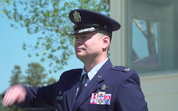 90th Change of Command