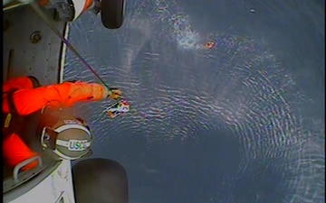 Coast Guard rescues 70-year-old man west of San Diego