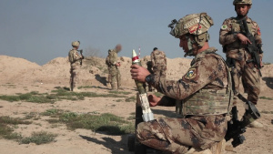 CTS Mortar Fire Training