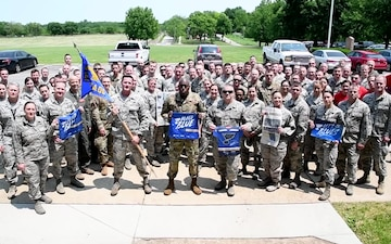 Missouri Air National Guard Gives Mega Shout Out to St. Louis Blues