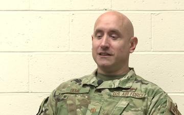 Survivor, Advocate: 103rd SFS Commander Inspires Wingmen