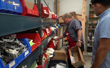 Rocky Mountain Sailors Help Local Families and Community