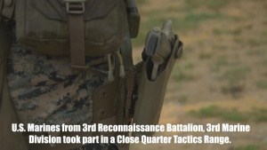 Close Quarter Tactics (CQT) Recon Range