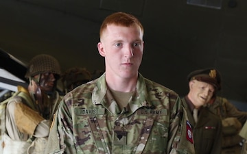 Spc. Austin Davis Interview