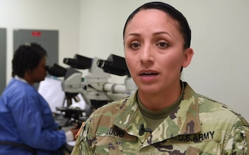Why I Serve in the US Army as a Medical Laboratory Specialist