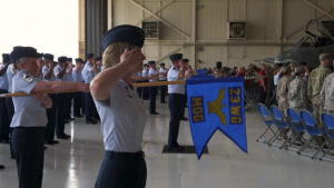 23d Wing Changes Command