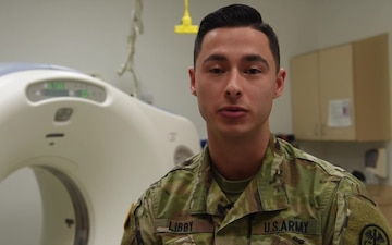 Why I Serve in the US Army as a Radiology Specialist