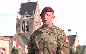 Sgt. 1st Class Christian Nooney Interview