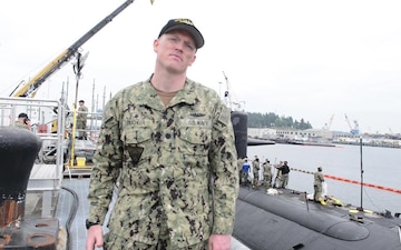 USS Pittsburgh Commanding Officer Interview