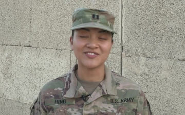 Capt. Marie Hing Fathers Day Shout-out