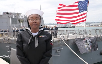 Seaman Shakira Parker