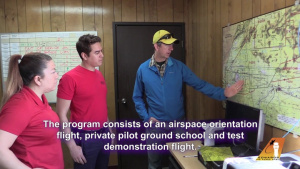 Airmanship Program Takes flight
