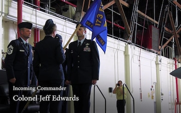 173rd Fighter Wing Change of Command