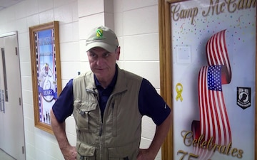 Governor Phil Bryant Tours Camp McCain During Simulated Earthquake Exercise