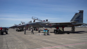 30 years of F-15s in Oregon Celebration