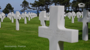 Senators Travel to Normandy for 75th Anniversary of D-Day