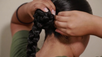 Military Appearance 101: How To Make a Braid Bun