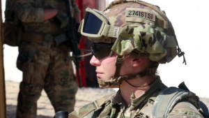 Soldiers Train for Afghanistan Key Leader Engagement