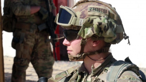 Soldiers Train for Afghanistan Key Leader Engagement Without Lower Thirds