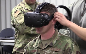 Virtual Reality Simulator Comes to 136 Maintenance Group
