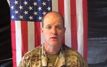 Father's Day Shoutout: Maj. Michael Bradley