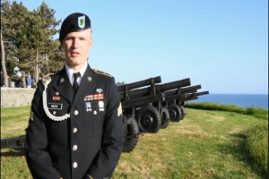 Shout Out; Sergeant Mark F. Macik, 529th Military Police Company, Honor Guard