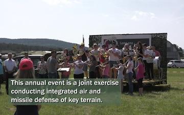 U.S. and Slovenian Militaries Host Community Day in Divaca, Slovenia