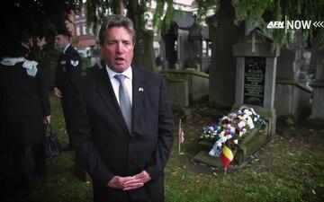 Isolated Grave Ceremonies Belgium 2019