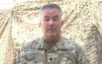 Father's Day Shoutout: Lt. Col. Robert Edwards