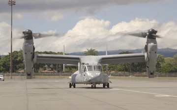 15th Wing supports USMC exercise