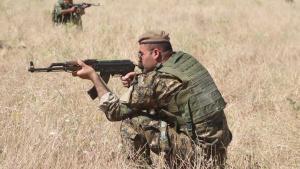 Peshmerga Squad Movement