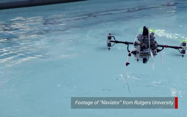 Unmanned Aerial Systems (UAS) Laboratory