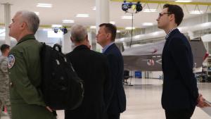Poland Minister of Defense Visits 33rd FW B-Roll Stringer Part 2