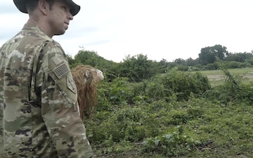 U.S. Army conducts investigation training for Uganda Wildlife Authority