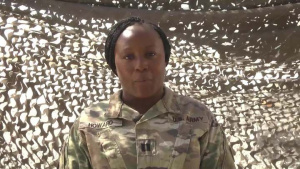 Father's Day Shoutout: Capt. Tominka Howard