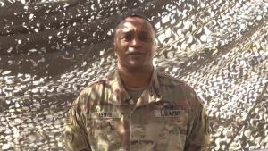 Father's Day Shoutout: Maj. William Lewis