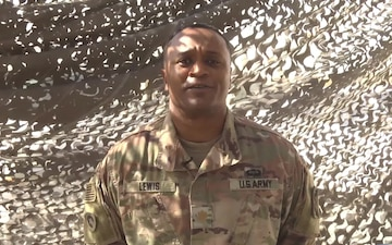 Father's Day Shoutout: Maj. William Lewis