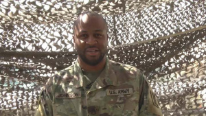 Father's Day Shoutout: Staff Sgt. Byron Johnson